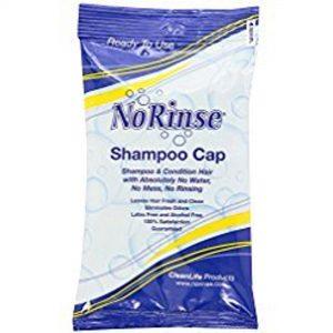 No-Rinse Shampoo Cap (2 Pack)