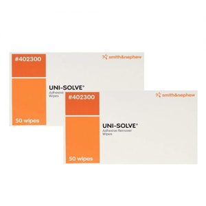 Uni-Solve Adhesive Remover Wipes (Pack of 50)