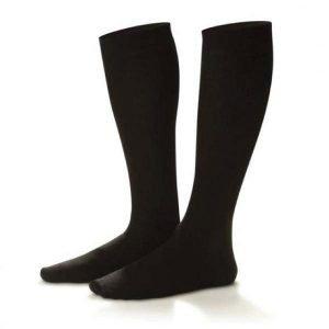 Dr. Comfort Unisex Anti-Embolism Stockings Knee High Closed Toe Long