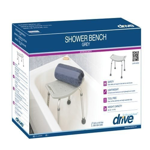 Drive Shower Tub Bench Chair Without Back