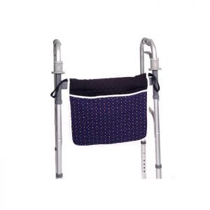 Essential Quilted Pouch For Walkers and Wheelchairs
