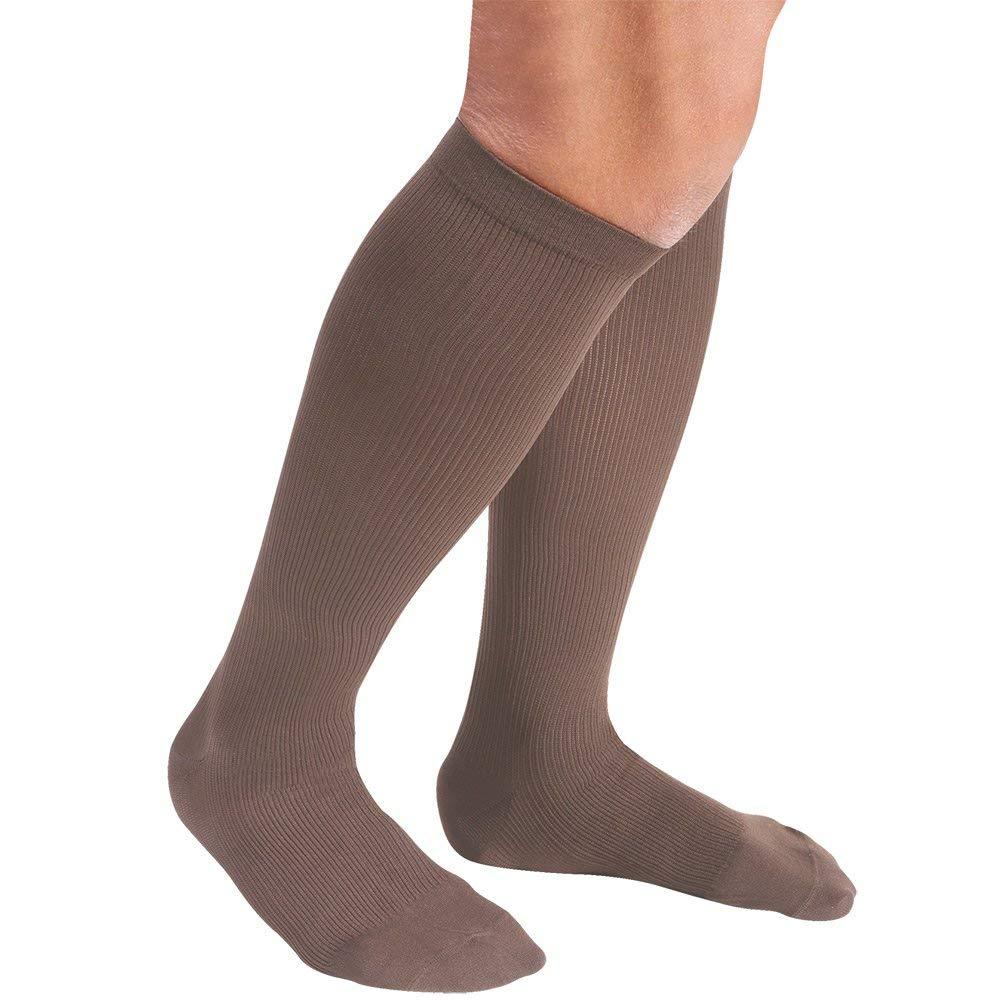 3c3bc5f04 Futuro Restoring Dress Socks for Men Firm Compression 20-30 mmHg Brown