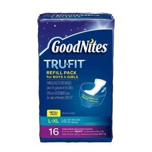 Goodnites Tru-Fit Durable Underwear
