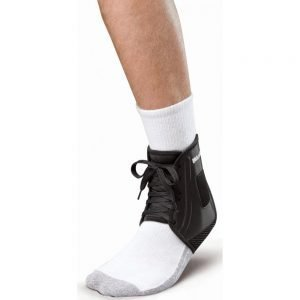 Mueller Extra Low Profile Ankle Brace, Black