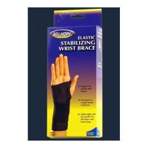 Elastic Stabilizing Wrist Brace Left