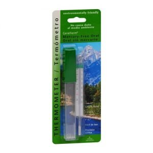 Geratherm Mercury-Free Oral Thermometer