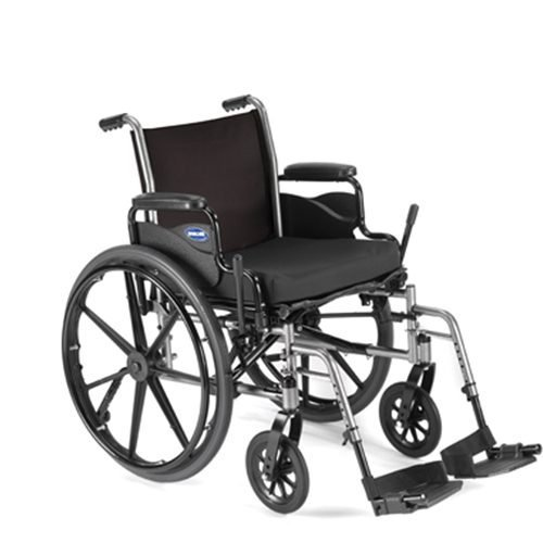 Invacare Tracer SX5 Wheelchair Flip-Back Desk-Length Arms 18 x 16 Inch