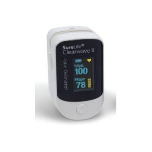 SureLife Clearwave II Pulse Oximeter