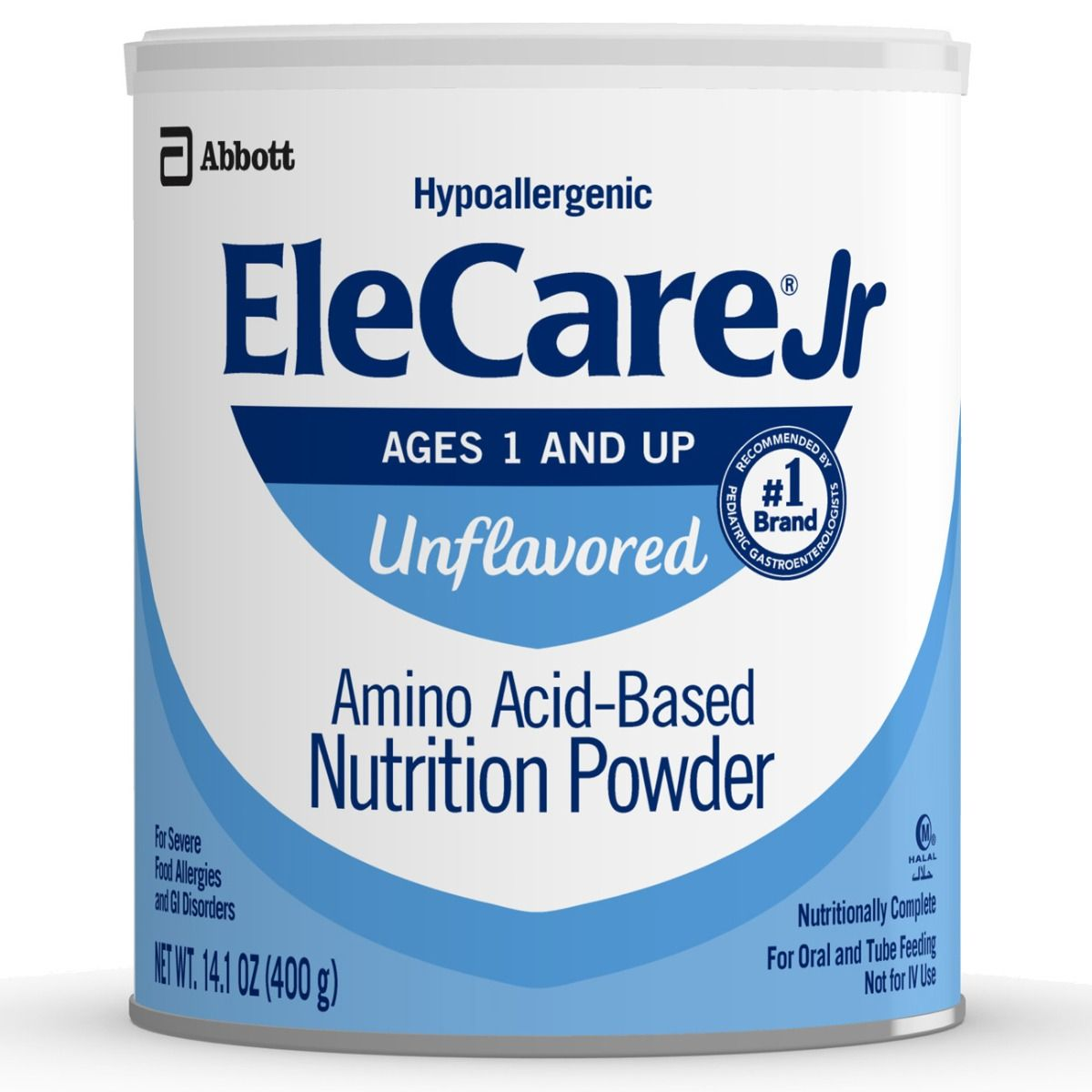 Abbott Nutrition Elecare Junior Powder 14 1 oz (Pack of 6)