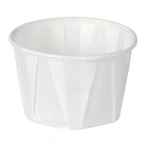 Apothecary Paper Souffle Cups 3/4 oz (Pack of 250)