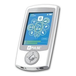 Enovative Tech ePulse Ultra 1200 TENS Device & Electro Back Belt Combo