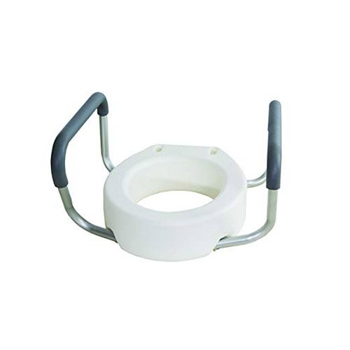 Astonishing Essential Medical Toilet Seat Risers With Removable Arms Toilet Aids Caraccident5 Cool Chair Designs And Ideas Caraccident5Info