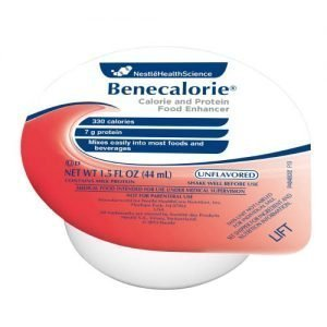 Nestle Benecalorie 1.5 oz Cup (Pack of 24)