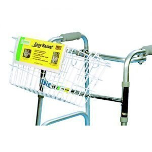 Essential Medical Wire Basket For Folding Walkers