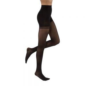Jobst UltraSheer Stockings Pantyhose 15-20 mmHg Thigh High Closed Toe Black