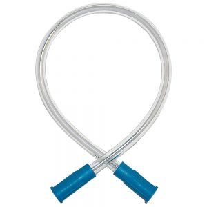 Drive Suction Tubing Blue Tipped 10 Inch