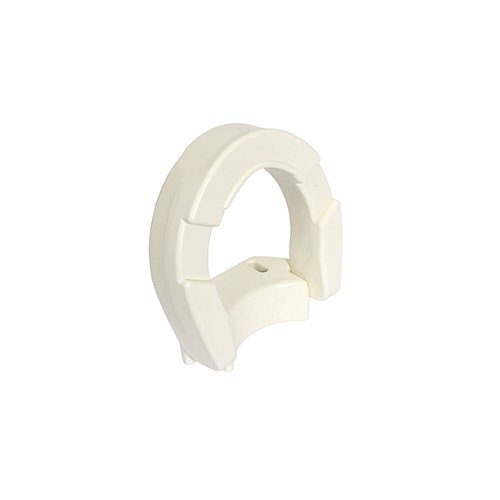 Buy Essential Medical Hinged Toilet Seat Riser For