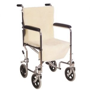 Essential Sheepette Wheelchair Armrest and Seat Pads