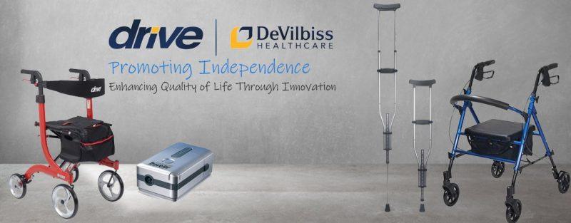 Drive medical brand image
